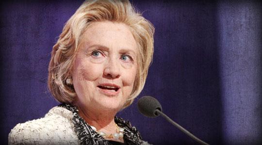 Hillary Clinton's Helicopter Moneyman