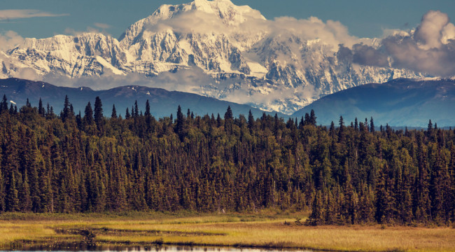 Obama Renames Mount McKinley to Denali