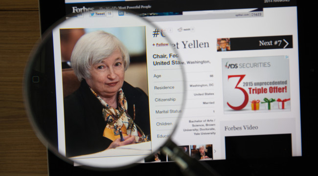 Inside Janet Yellen's Brain at 4 a.m.