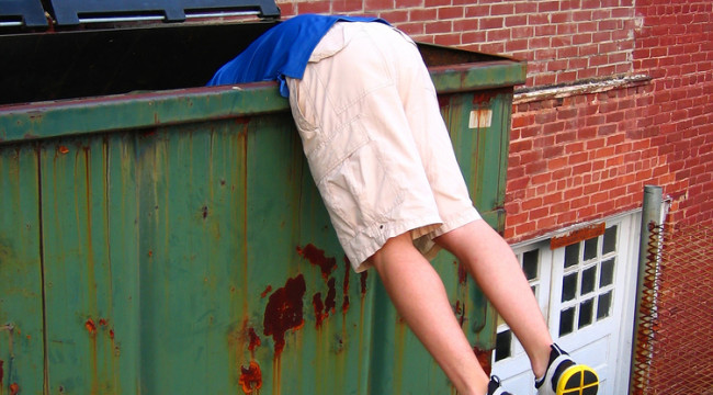 How to Dumpster-Dive Your Way to Trading Gains