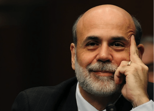 """At the Request"" of Ben Bernanke"