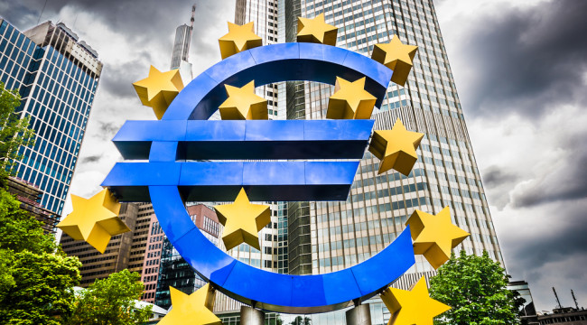The ECB, and Draghi Have the Spotlight