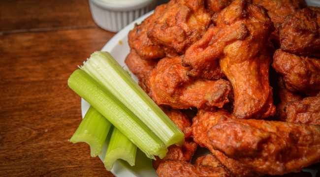 How to Trade the Great Chicken Wing Crash