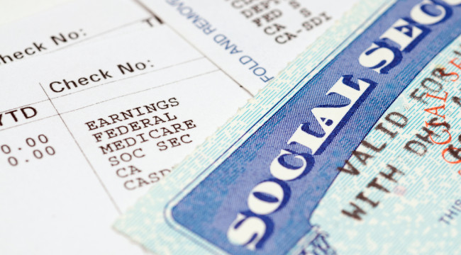 No Cost-Of-Living Adjustment for Social Security