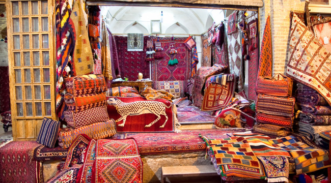 The Art of Buying a Turkish Rug...
