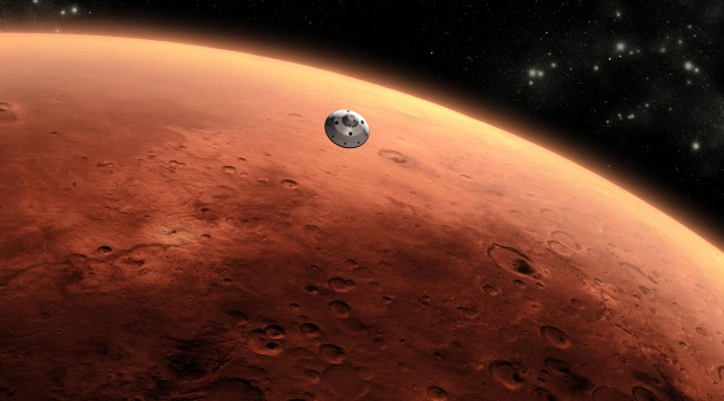 Help Wanted: Make Life Better for Humans on Mars