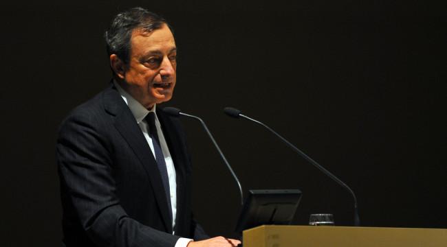 Draghi Throws The Euro Under A Bus Again!