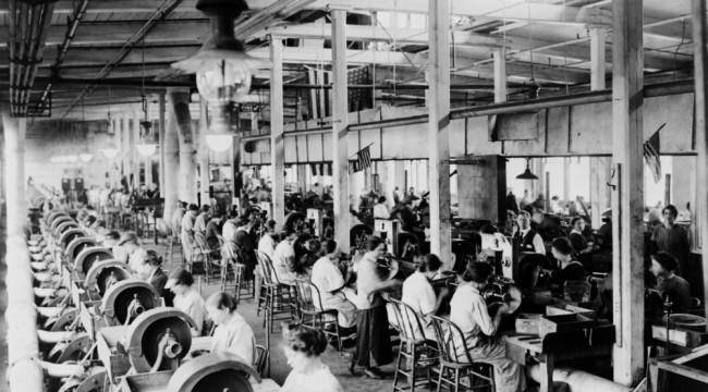 America's Factories Are in Recession