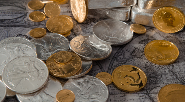 A New Opportunity to Collect Safe Income From Precious Metals