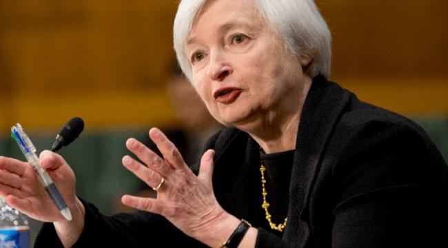 Yellen To Speak Today, Dollar Bugs Rejoice!