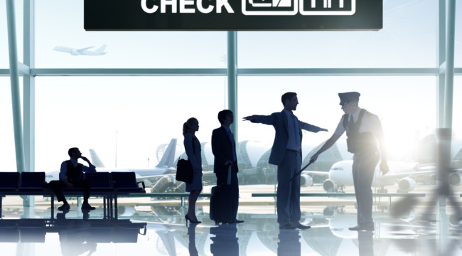The Episcopalian's Guide to Airport Security