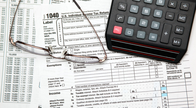 Tax Collections Say Nonfarm Payrolls Number Should Be Huge Beat