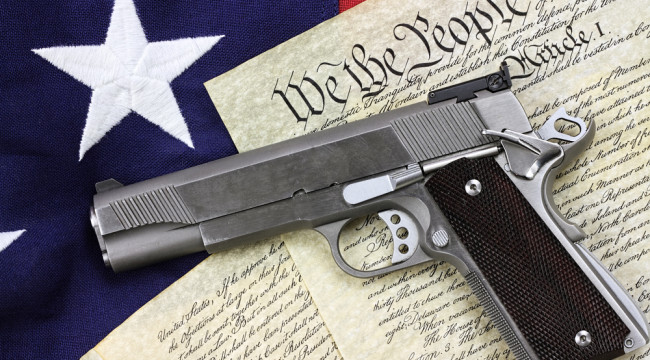 Leviathan, Gun Control And The Legacy Of The 2nd Amendment