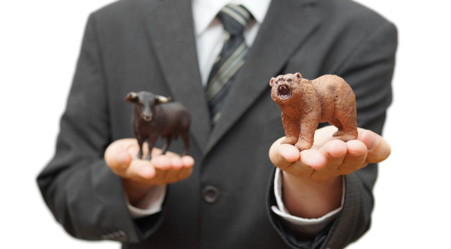 How to Use a Bear Market to Increase Your Income