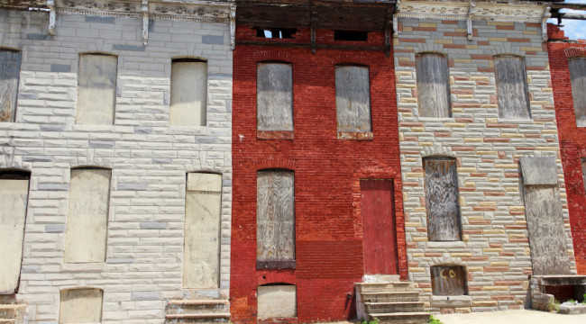 A Journey Through the Baltimore Ghetto