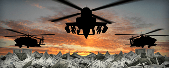 Helicopter Money Gathers Momentum