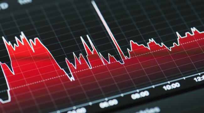 U.S. Stocks Feel The Tremors