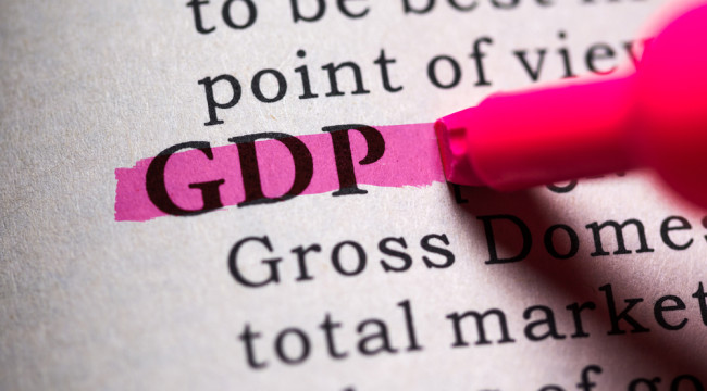 U.S. Fourth QTR GDP Only Grows 0.7%
