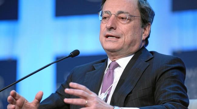 The ECB Calls, Draghi Listens