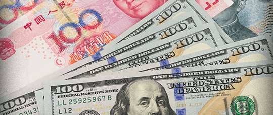 The Dollar Has Been Shanghaied