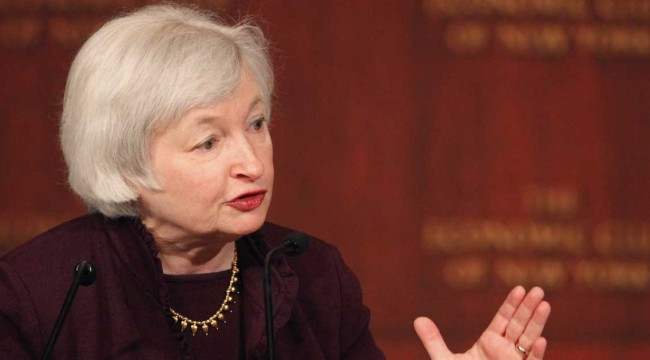 Yellen Ignites Another Robo-Trader Spasm