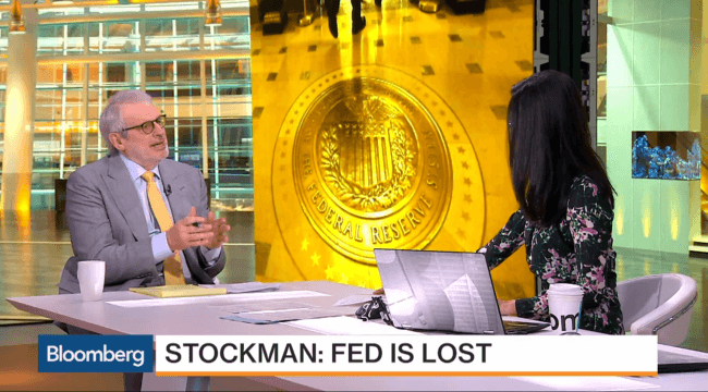 The Federal Reserve is Completely Lost