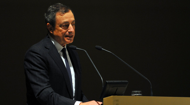 Draghi's Deadly Derangement