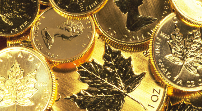 Canada Sells their Gold Reserves