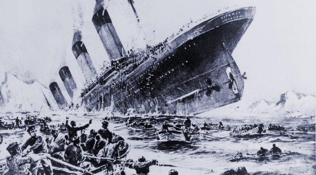 Why Our Financial System is like the Titanic