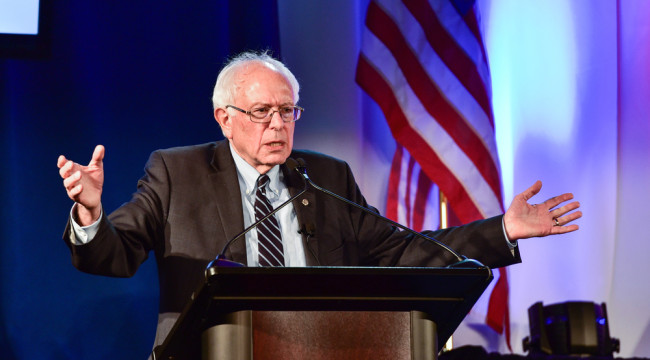 Why the Corporate Media Hates Sanders