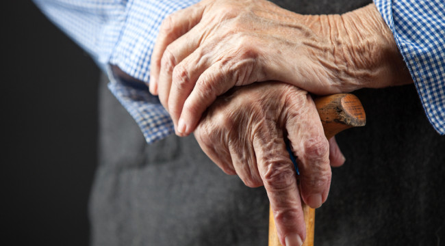 No Cure for Old Age