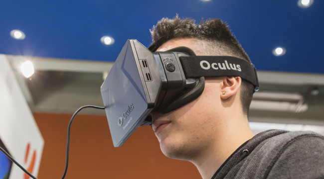 Welcome to the Virtual Reality Revolution