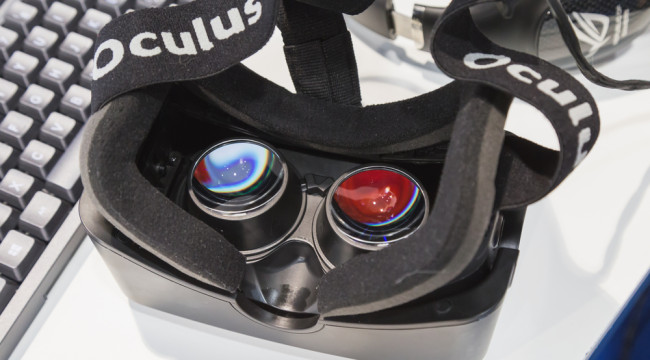 Virtual Reality Demand Exceeding Ability to Supply Equipment