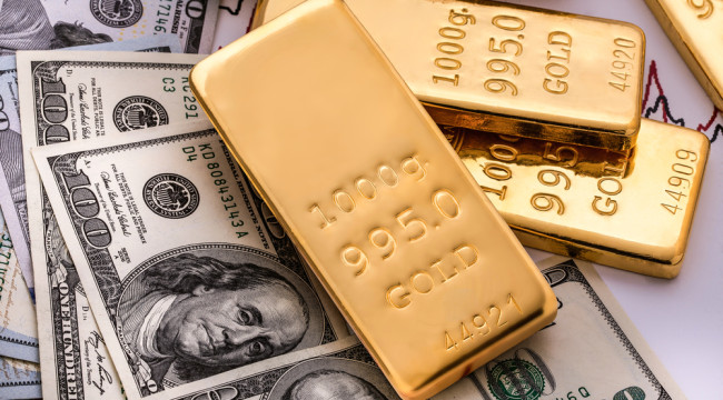 Here's the Dollar Breakdown That Could Propel Gold to New Highs