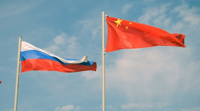 China and Russia Create Joint Platform