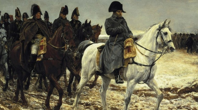 The Long-Buried Secret of Napoleon Bonaparte