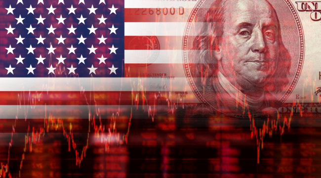 The Beginning of a US Dollar Crash?