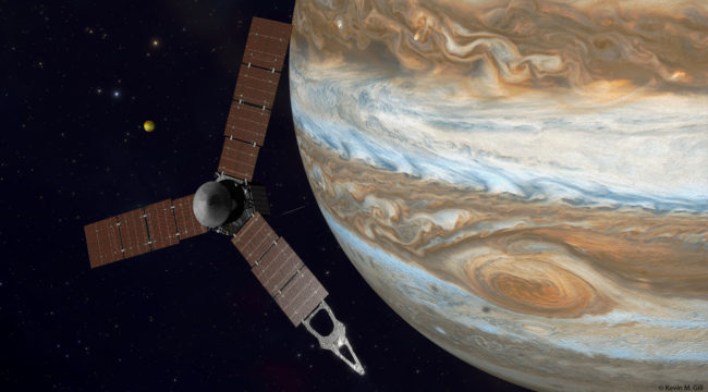 Jupiter is Ready For Its Close-Up