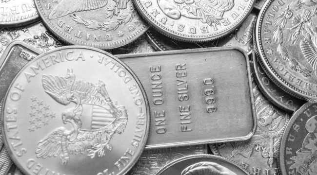 Silver Coin Sales Have Record Year in 2015