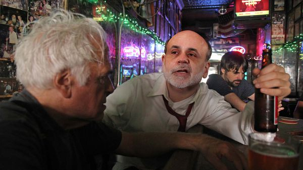 Bernanke's Terrible, Horrible, No Good, Very Bad Idea