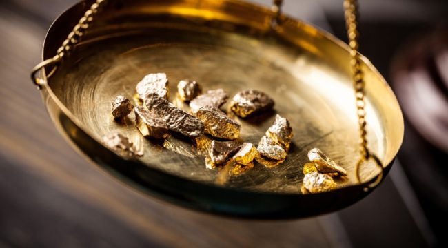 The World Is Rapidly Depleting Its Gold Reserves