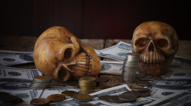 The Day The Dollar Died, Part II
