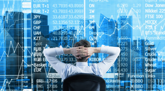Never Worry About the Stock Market Ever Again…