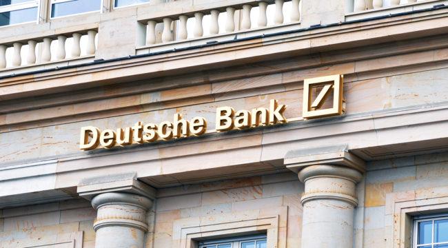 CAUTION: Can a Deutsche Bank Panic Crush Stocks?
