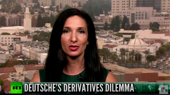 Nomi Prins: Deutsche Bank in the Dumps