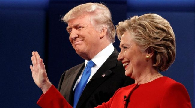 Here's Who Won Last Night's Debate...