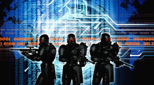 We Are in a Cyberwar