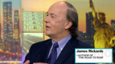 Rickards: Fed Continues Tightening into Weakness