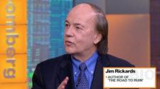 Rickards: World's Wealth At Risk?