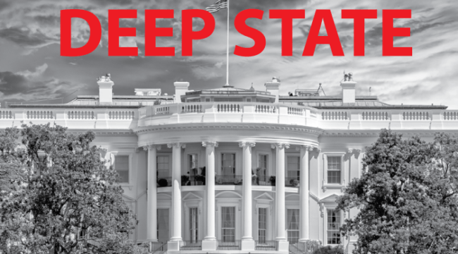 The Deep State Panic of 2016